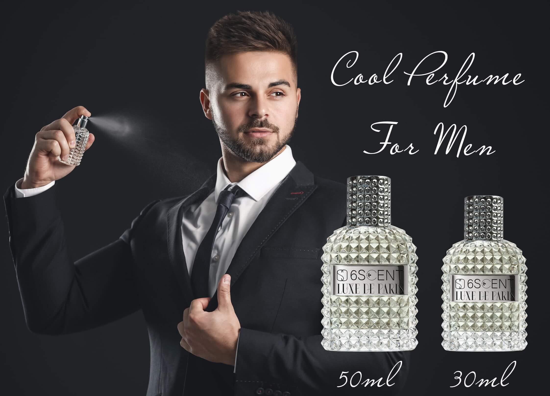 Nuoc Hoa Phap Cua Nam Cao Cap Tphcm, 6Scent Perfume